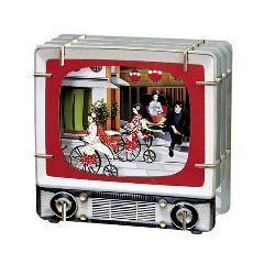 <レトロテレビ小>舞妓自転車