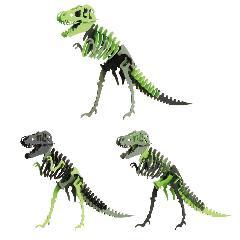 デコカラー3 ティラノサウルス Bセット(3体入り)☆