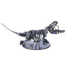 <越前和紙>NEWティラノサウルス-C<藍金>