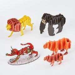 動物3000円セット