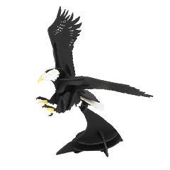 白頭鷲(専用台座付)