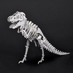 ティラノサウルスメタリック【シルバー】☆