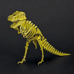 ティラノサウルスメタリック【ゴールド】