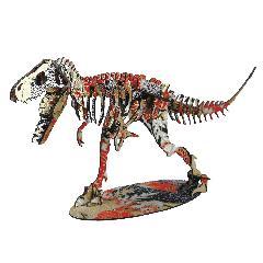 <越前和紙>NEWティラノサウルス スタンドタイプ<紅>