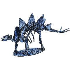 <越前和紙>NEWステゴサウルス<藍>