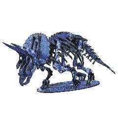 <越前和紙>NEWトリケラトプス<藍>
