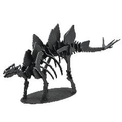 NEWステゴサウルス<ブラック>