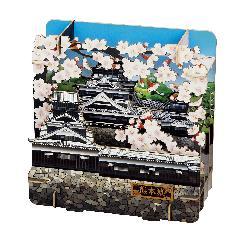 熊本城(さくら)