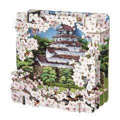 会津鶴ヶ城(さくら)
