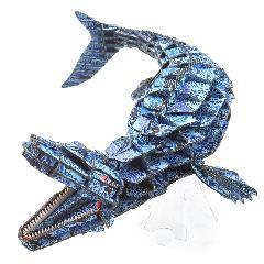 DX<越前和紙>藍モササウルス(MOVE)