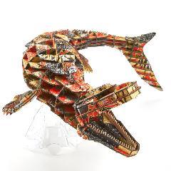 DX<越前和紙>紅モササウルス(MOVE)