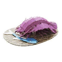 超極小グソクムシ(台付)<紫>