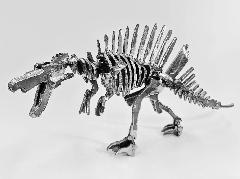 【アイアンオブジェ】スピノサウルス