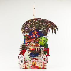 新立体切絵<京都・祇園祭>