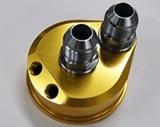 移動タイプオイルアタッチメント(エンジン側) Φ70(M20-P1.5)