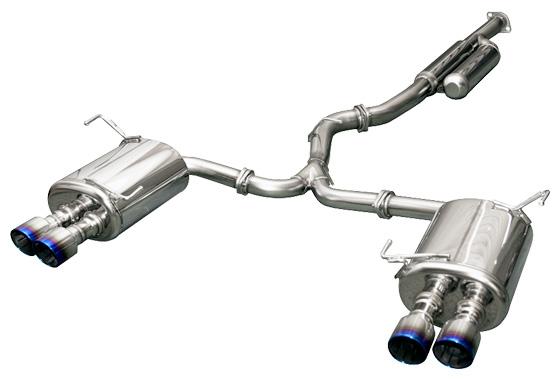 WRX STI CBA-VAB Ti-1(Titan)