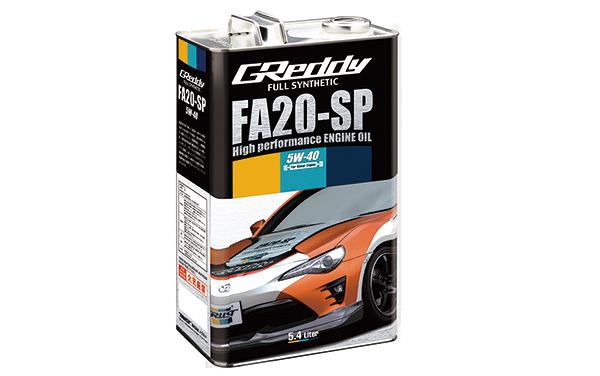 GReddy エンジンオイル FA20-SP 5W-40