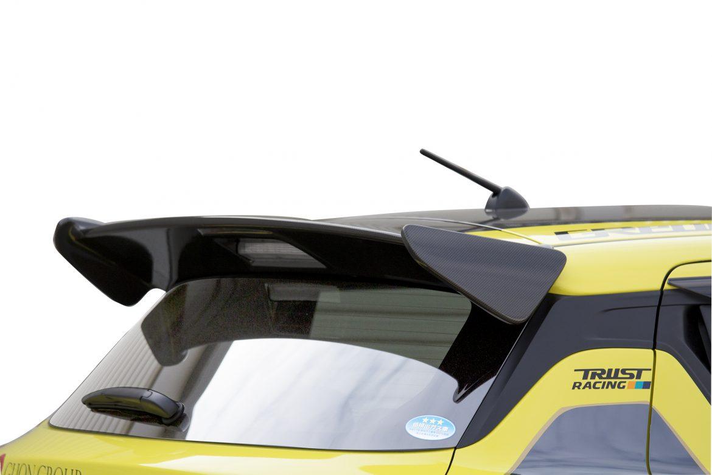 GReddy エアロキット リアウィングスポイラー ZC33S