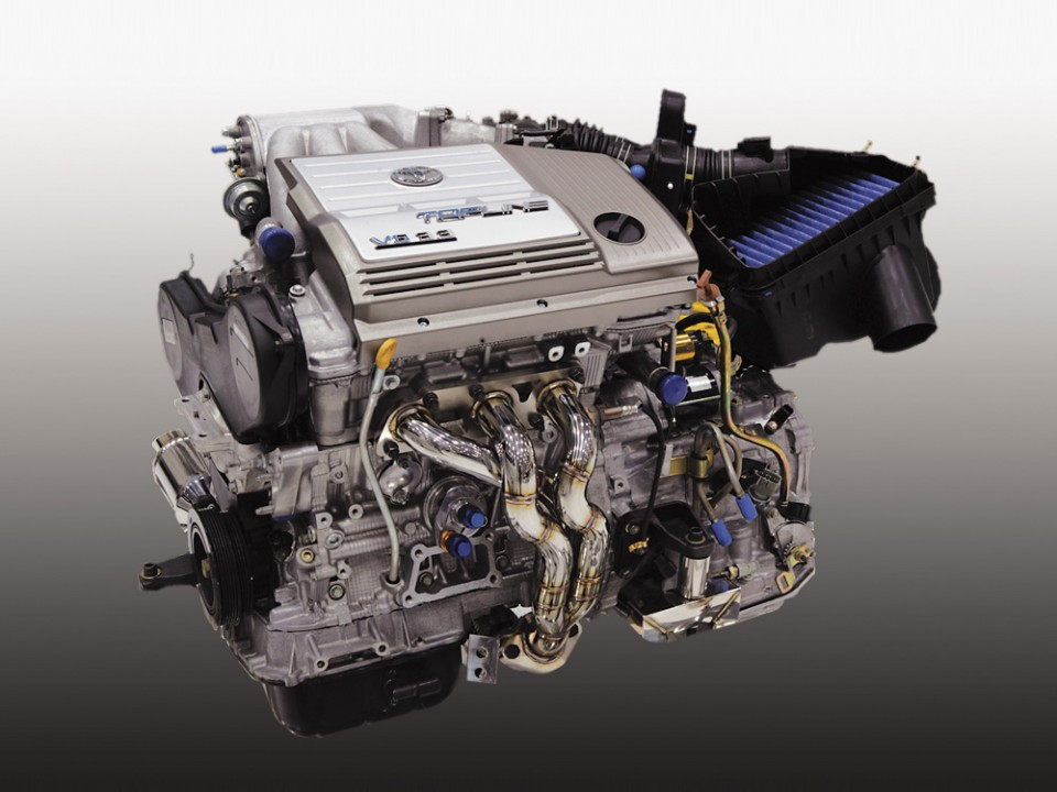 3.3L COMPLETE ENGINE