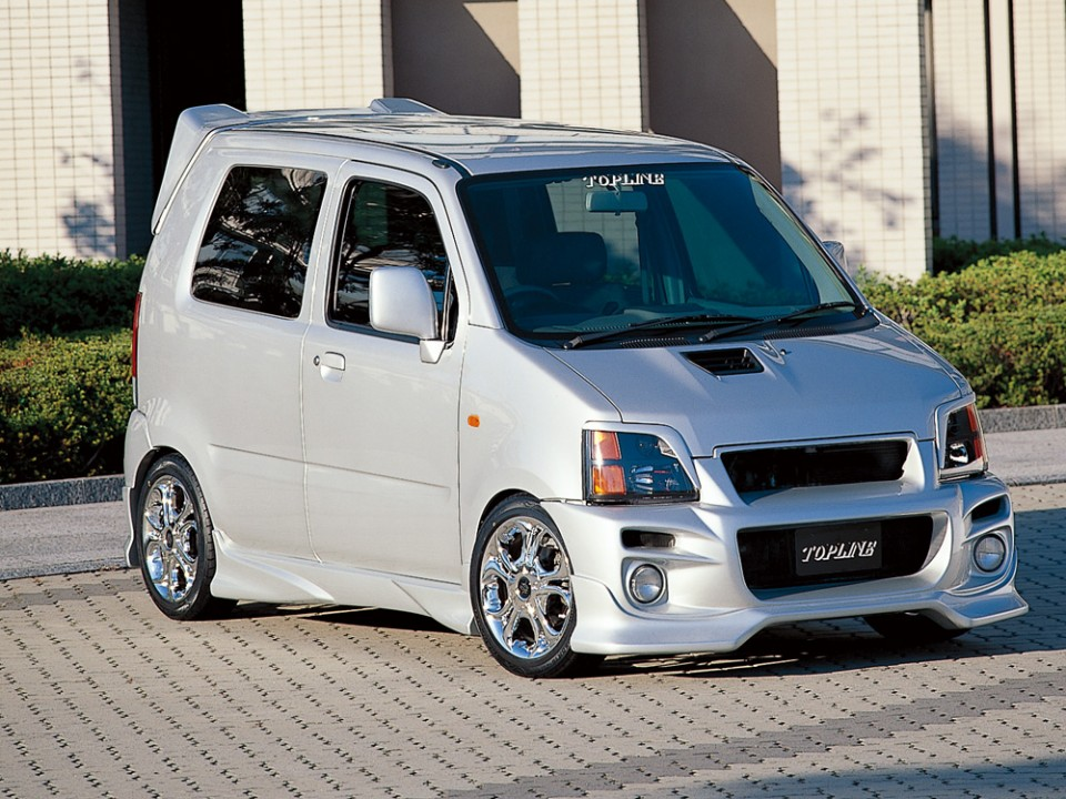 MC WAGON-R MC11・12・21・22