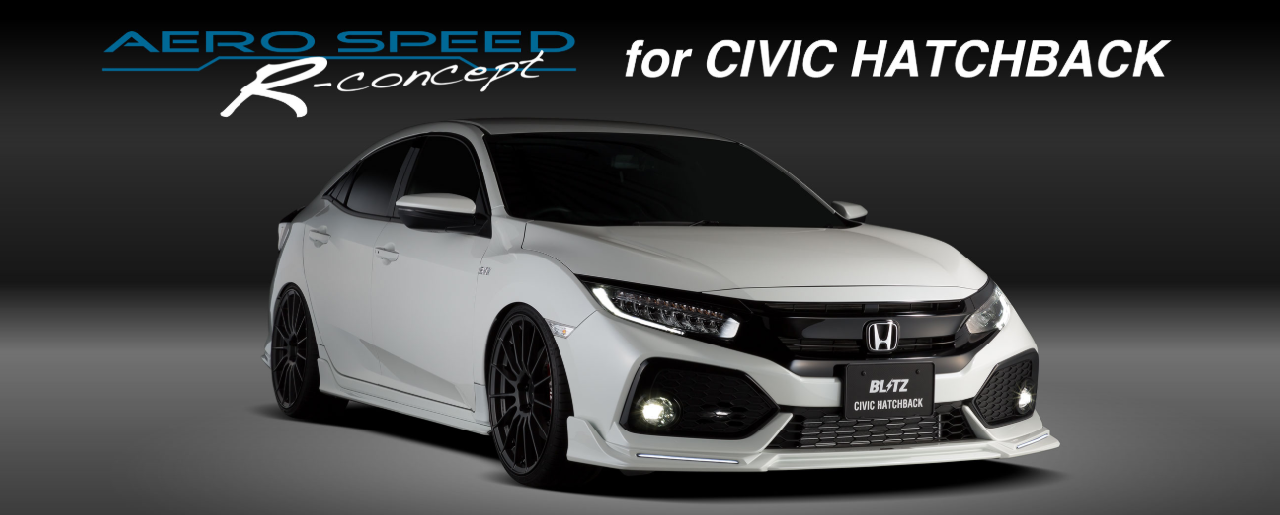 for CIVIC HATCHBACK FK7