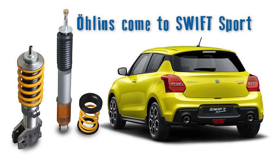 DFV OHLINS For SWIFT Sport (ZC33S)