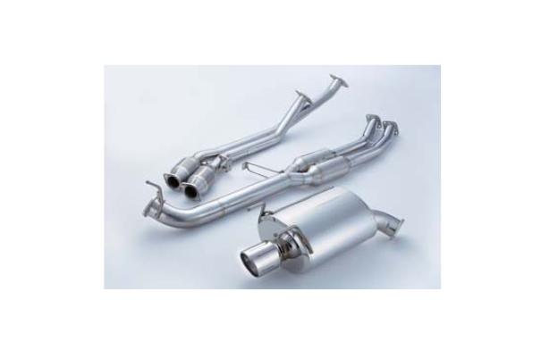Exhaust System NE-1  エキゾーストシステム NE-1