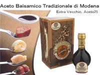 Aceto Balsamico Tradizionale di Modena            Extra Vecchio, Aceto 25