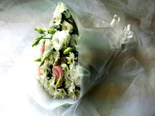 火葬場用生花(花束)