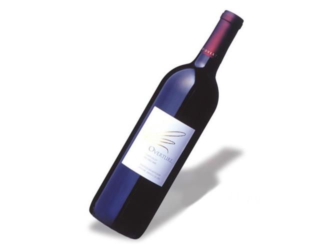 カリフォルニア産 赤ワイン 【オーバーチュア】