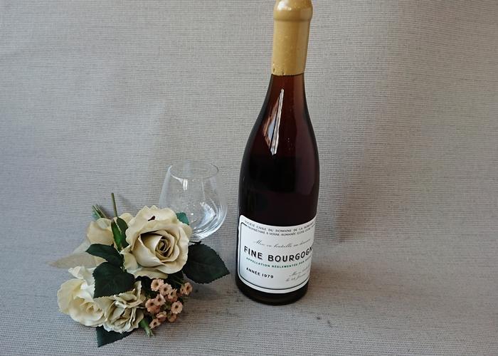 フランス【ブランデー】1979年フィーネ ド・ブルゴーニュ