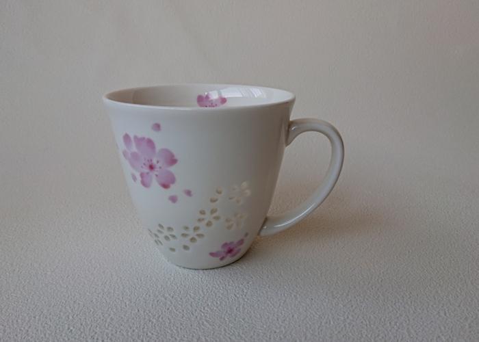 華あかりマグカップ