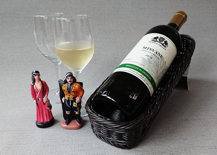 ジョージアワイン【キシ】