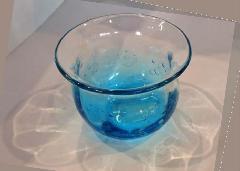 琉球ガラス海の音冷茶グラス 水