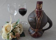 ジョージア産 赤ワイン 【キンズマラウリ ブラック 陶器】