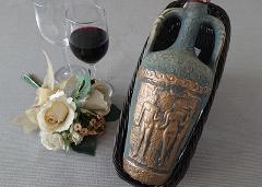 ジョージア産 赤ワイン 【クヴァレリ陶器】