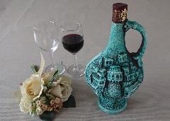 ジョージア産 白ワイン 【カクウリ陶器ボトル 】