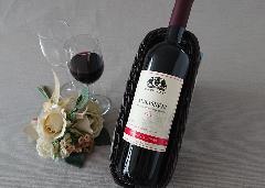 ジョージア産 赤ワイン 【アカシェニ】