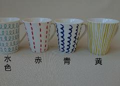 山加マグカップ
