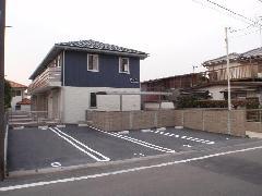 いぶき野共同住宅新築外構工事 (神奈川県 横浜市)