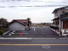 市ヶ尾町駐車場改修整備工事