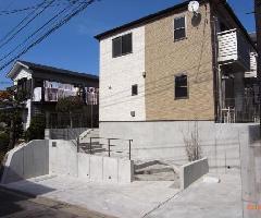 亀井町集合住宅新築工事