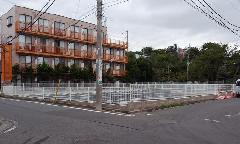 日吉3丁目駐車場整備工事
