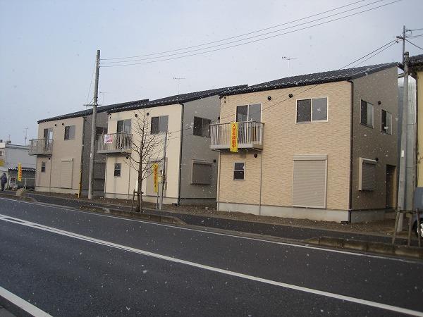 東近江市 賃貸住宅の施工