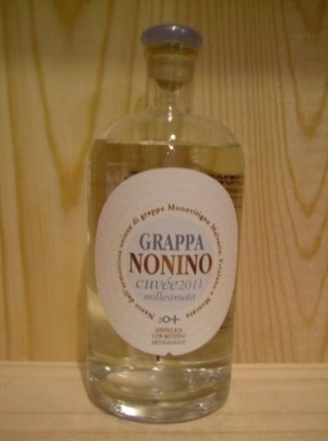 グラッパ ノニーノ キュヴェ2011