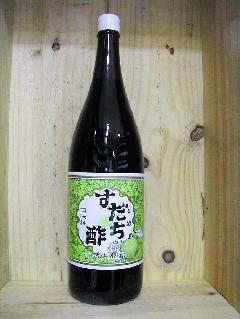 孝太郎さんの酢橘ポン酢1.8L