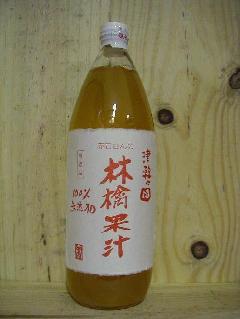 赤石さんの林檎果汁1L