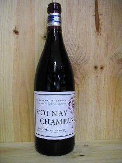 ヴォルネー・シャンパン05マルキ・ダンジュヴィル