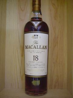 マッカラン18年1993