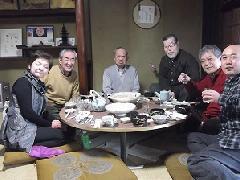 日本酒倶楽部・新年会